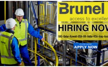 Brunel energy jobs are available in Kuwait 2022
