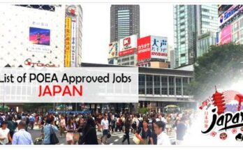 Mission Way Manpower Services Offer Jobs In Japan